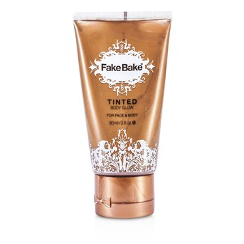 Fake Bake Tinted Body Glow  60ml/2oz