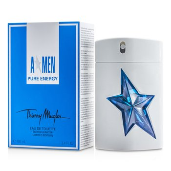 Thierry Mugler A*Men Pure Energy Eau De Toilette Spray (Edición Limitada)  100ml/3.4oz