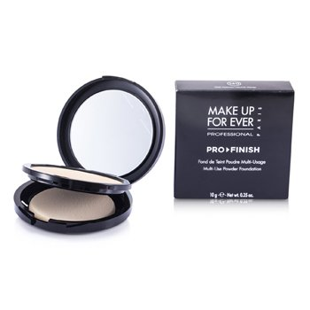 Make Up For Ever Pro Finish Multi Use Powder Foundation - # 140 Neutral Honey  10g/0.35oz