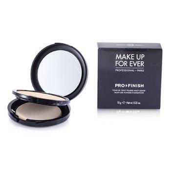 Make Up For Ever Pro Finish Base en Polvo Multi Usos - # 165 Pink Camel  10g/0.35oz
