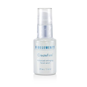 Bioelements CreateFirm - Advanced Anti-Aging Facial Serum (For Very Dry, Dry, Combination, Oily Skin Types, Salon Product)  29ml/1oz