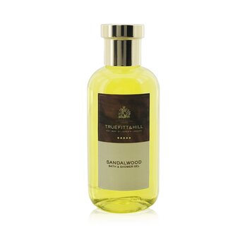 Sandalwood Bath & Shower Gel 200ml/6.7oz