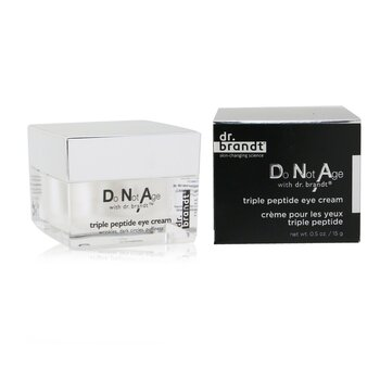 Do Not Age Triple Peptide Eye Cream  15g/0.5oz