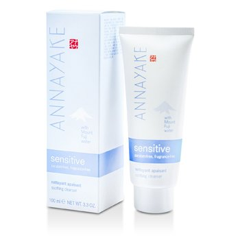 Annayake Soothing Cleanser (For Sensitive Skin)  100ml/3.3oz