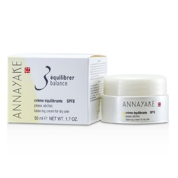 Annayake Balancing Cream SPF 8 For Dry Skin  50ml/1.7oz