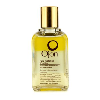 Ojon Rare Blend Oil Terapia Rejuvenecedora (Para Cabello Fino, Frágil)  45ml/1.5oz