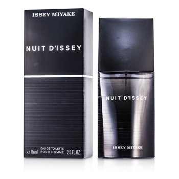 Nuit D'Issey Eau De Toilette Spray  75ml/2.5oz