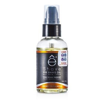 EShave Pre Shave Oil - Orange Sandalwood  60g/2oz