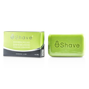EShave Moisturizing Bath Soap - Verbena Lime - Sabun  200g/7oz