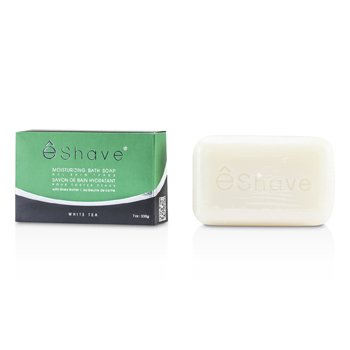 EShave Moisturizing Bath Soap - White Tea  200g/7oz