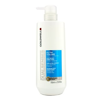 Goldwell Dual Senses Ultra Volume Lightweight Conditioner (For Fine to Normal Hair)  750ml/25.4oz