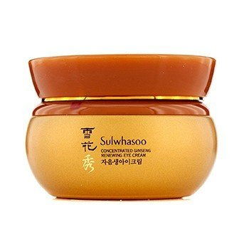 Sulwhasoo Concentrated Ginseng Crema de Ojos Renovadora  25ml/0.8oz