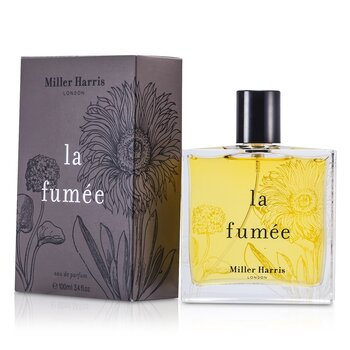 Miller Harris La Fumee Eau De Parfum Spray (New Packaging)  100ml/3.4oz