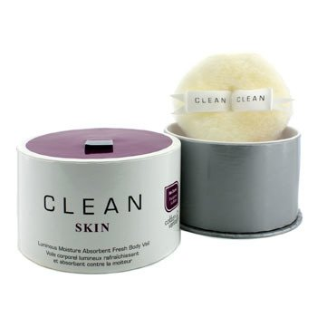 Clean Clean Skin Luminous Moisture Absorbent Fresh Body Veil  107.7g/3.8oz