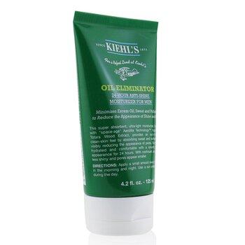 Men's Oil Eliminator 24-Hour Anti-Shine Moisturizer  125ml/4.2oz