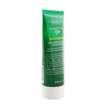 Men's Oil Eliminator Deep Cleansing Exfoliating Face Wash  200ml/6.8oz