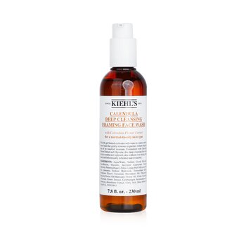 Kiehl's Calendula Deep Cleansing Foaming Face Wash  230ml/7.8oz