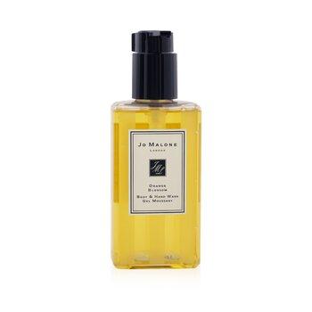 Orange Blossom Body & Hand Wash (With Pump)  250ml/8.5oz