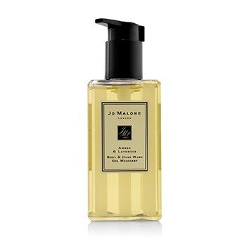 Jo Malone Amber & Lavender Body & Hand Wash (With Pump)  250ml/8.5oz