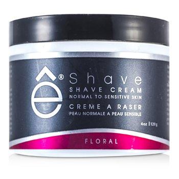 EShave Crema de Afeitar - Floral  120g/4oz