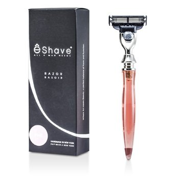 EShave Aparat de Ras 3 Lame - Roz  1pc