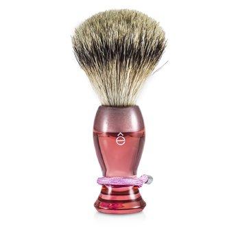 Finest Badger Shaving Brush - Pink  1pc