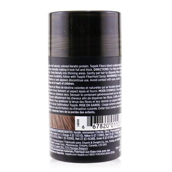 Hair Building Fibers - # Medium Brown  12g/0.42oz