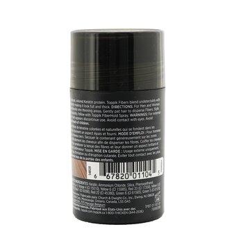 Hair Building Fibers - # Light Brown  12g/0.42oz