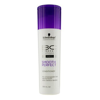 Schwarzkopf Condicionador BC Smooth Perfect (Cabelo Rebelde)  200ml/6.8oz