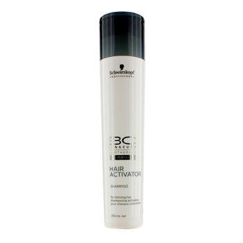 Schwarzkopf BC Hair Champú Activador (Para Cabello Adelgazante)  250ml/8.4oz