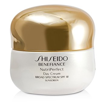 Benefiance NutriPerfect Day Cream SPF18  50ml/1.8oz