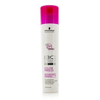 Schwarzkopf BC Color Freeze Sulfate-Free Shampoo (For Coloured Hair)  250ml/8.4oz