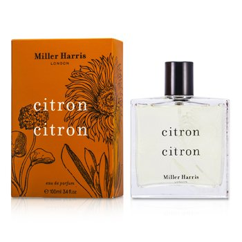 Miller Harris Citron Citron Eau De Parfum Spray (New Packaging)  100ml/3.4oz