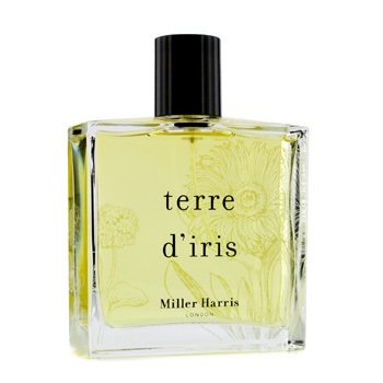 Miller Harris Terre D' Iris Eau De Parfum Spray (New Packaging)  100ml/3.4oz