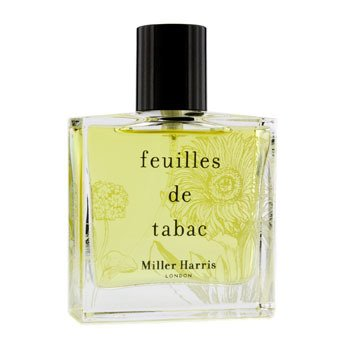 Miller Harris Feuilles De Tabac Eau De Parfum Spray (New Packaging)  50ml/1.7oz