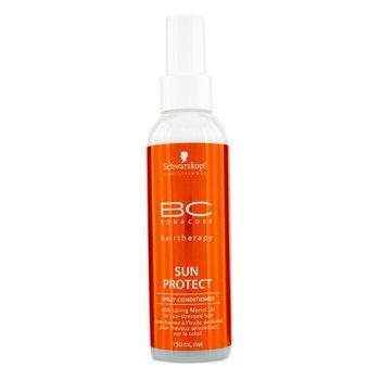 Schwarzkopf BC Sun Protect Acondicionador en Spray - Para Cabello Estresado Por el Sol (Nuevo Empaque)  150ml/5oz