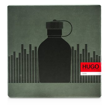 Hugo Boss Hugo Coffret: Eau De Toilette Spray 125ml/4.2oz + Portable Speaker  2pcs