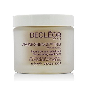 Decleor Aroma Night Iris Rejuvenating Night Balm (Salon Size)  100ml/3.3oz