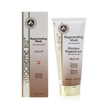 Regenerating Mask (Wash-Off Mask)  100ml/3.52oz