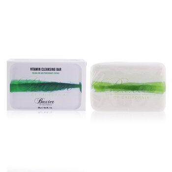 Vitamin Cleansing Bar (Italian Lime and Pomegranate Essence)  198g/7oz