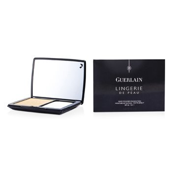 Guerlain Lingerie De Peau Nude Powder Foundation SPF 20 - # 02 Beige Clair  10g/0.35oz