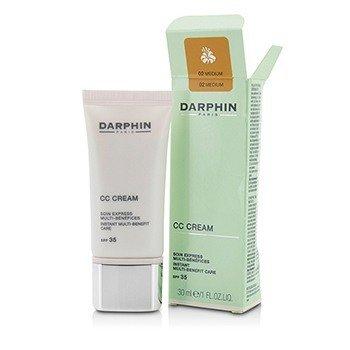 Darphin CC Cream SPF 35 - #02 Medium (Box Slightly Damaged)  30ml/1oz