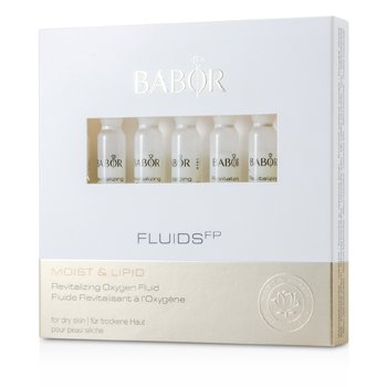 Babor Fluids FP Revitalizing Oxygen Fluid (Kulit Lembab & Lipid, untuk Kulit Kering)  7x2ml/0.07oz