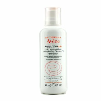 Avene XeraCalm A.D Lipid-Replenishing Cleansing Oil  400ml/13.52oz