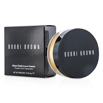 Sheer Finish Loose Powder  6g/0.21oz