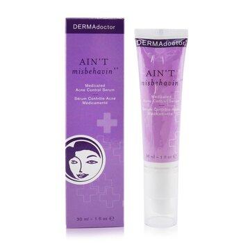 Ain't Misbehavin' Medicated Acne Control Serum  30ml/1oz