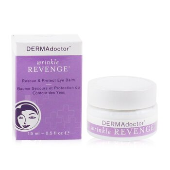 Wrinkle Revenge Rescue & Protect Eye Balm  15ml/0.5oz