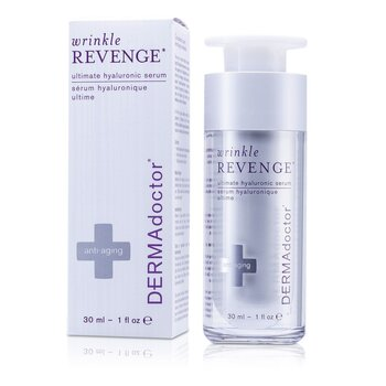 Wrinkle Revenge Ultimate Hyaluronic Serum  30ml/1oz