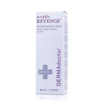 Wrinkle Revenge Ultimate Hyaluronic Serum  30ml/1oz