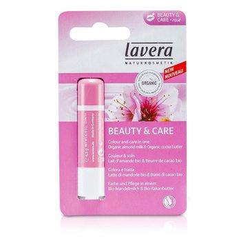 Lavera Бальзам для Губ - Красота и Уход Розовый  4.5g/0.15oz